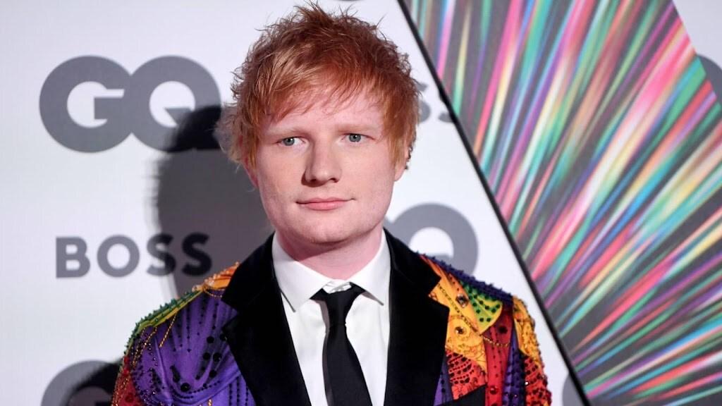Ed Sheeran test positief op corona