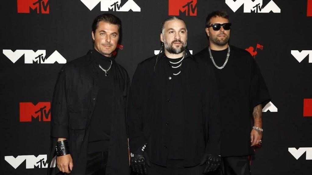 Eerste grote optreden Swedish House Mafia op Coachella