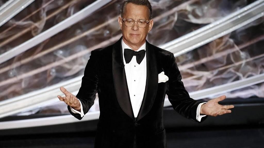 Tom Hanks verschijnt onaangekondigd op bruiloft