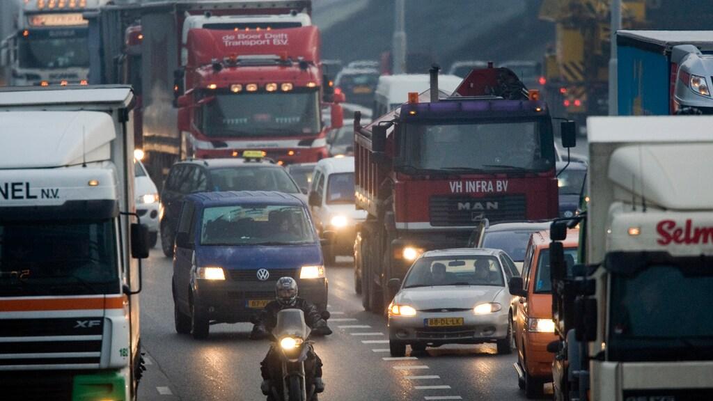 771 kilometer: ANWB meldt drukste spits van het jaar tot nu toe