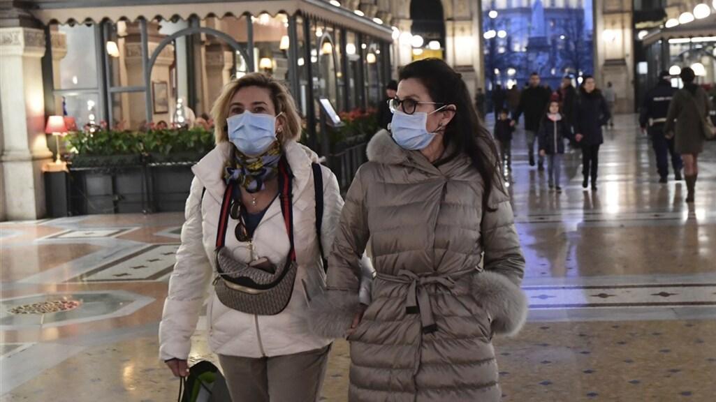 Duizenden Italianen melden zich ziek sinds verplichte coronapas