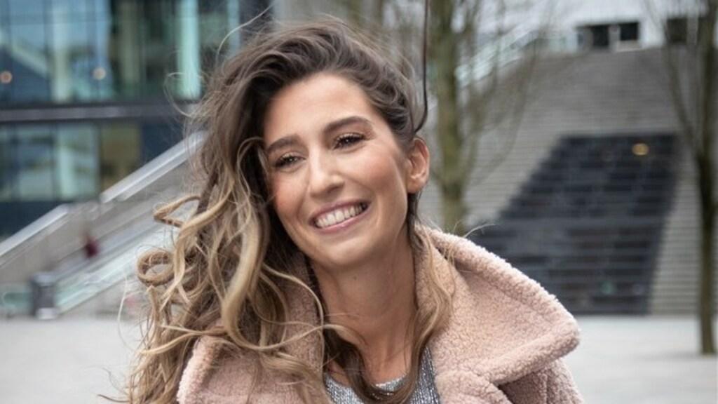 Xelly Cabau van Kasbergen: '12 kilo zwaarder en happy'