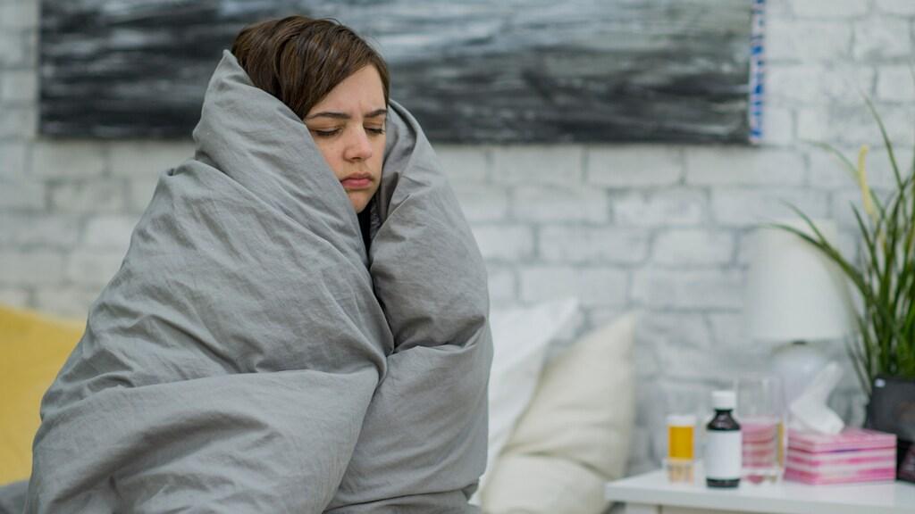 'Het grote verdriet van het moederschap: niet ziek kunnen zijn'