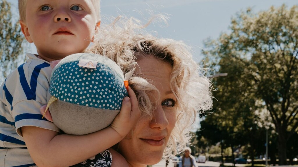 Margots jaar als thuisblijfmoeder viel niet mee: 'Niets voor mij'