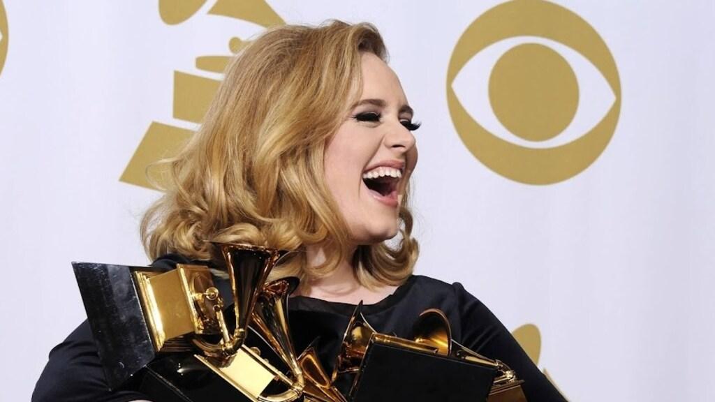 Nieuwe single Adele verbreekt meerdere Spotify-records