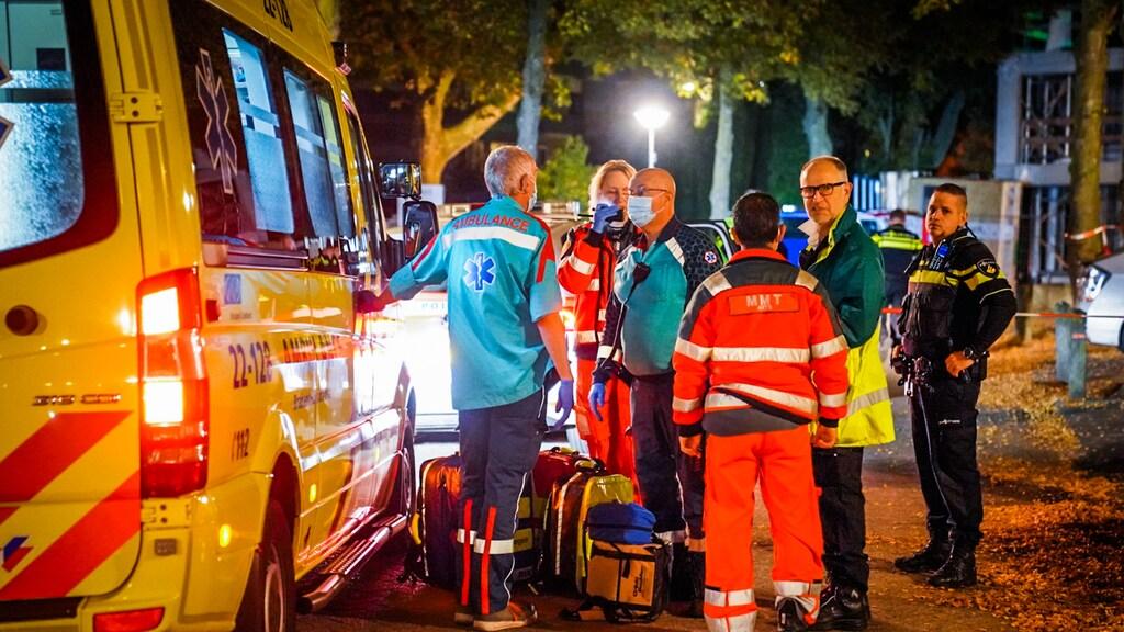 Man gewond naar ziekenhuis na 'aanval met hakbijl' in Eindhoven