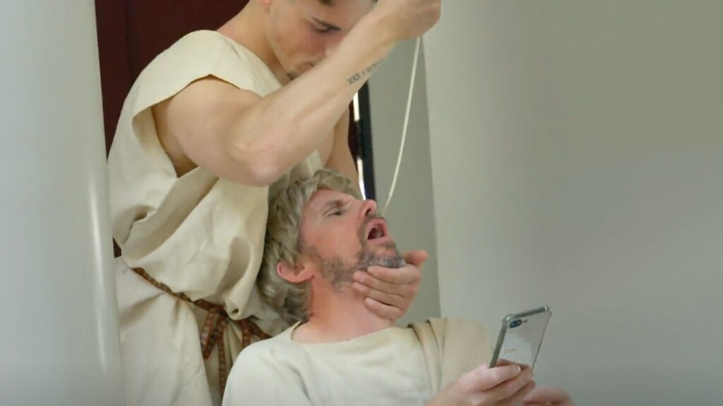 Patrick Martens gaat terug naar Romeinse tijd