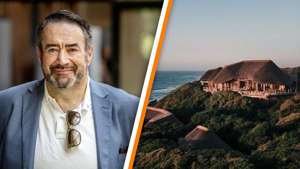Marc ontdekt: oud vakantiehuis koning is nu luxe resort