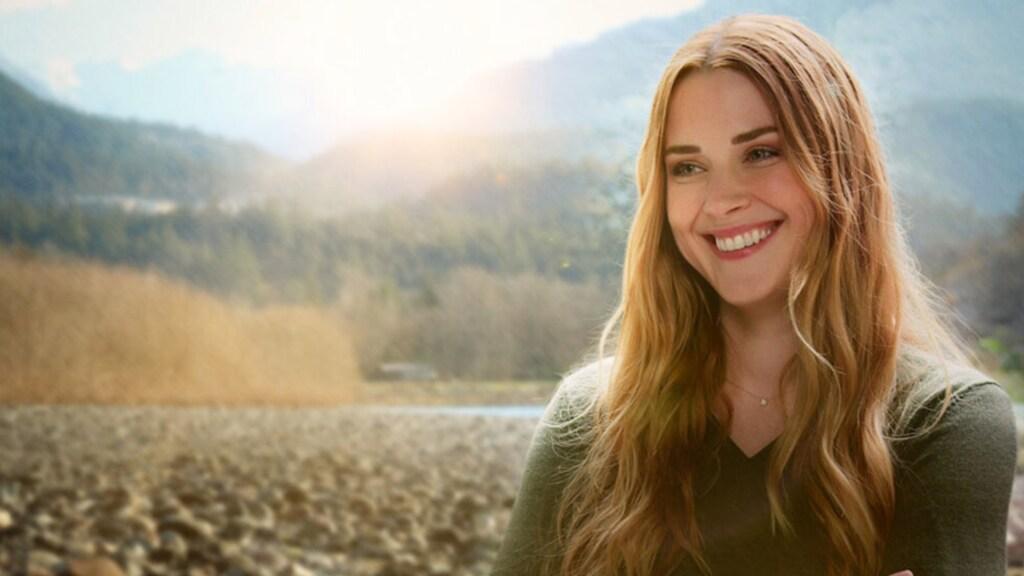 Alexandra Breckenridge moest rol in Virgin River bijna afslaan