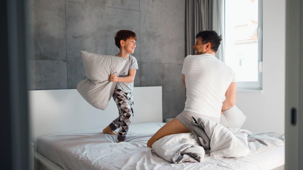 De opvoedkwestie: 'Mijn ex en ik voeden anders op'