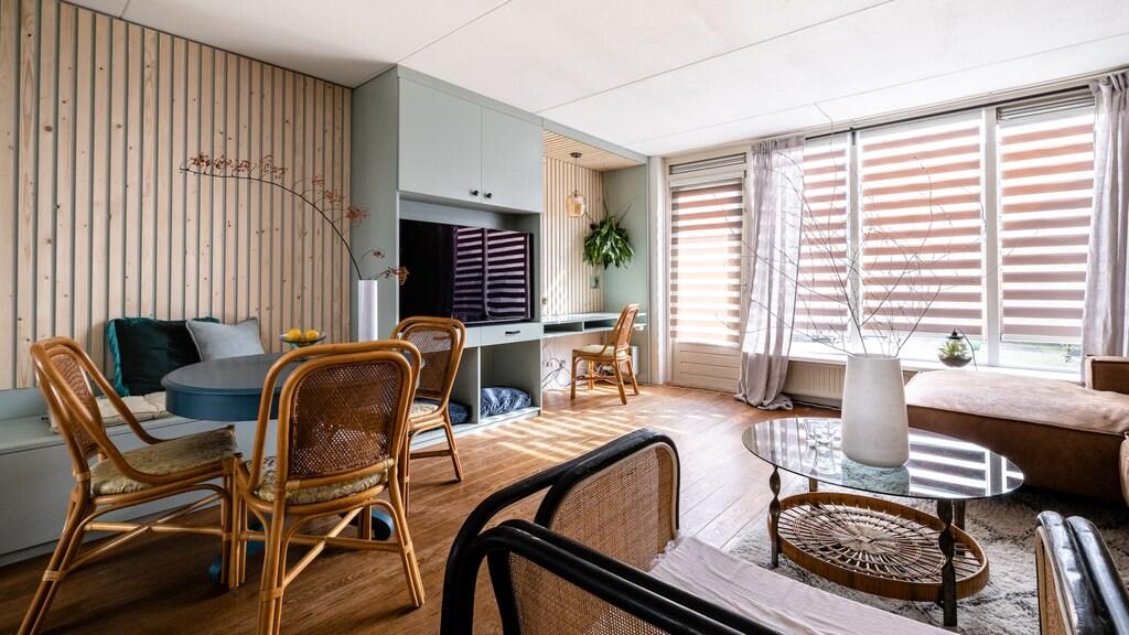 Meer samenhang voor de woonkamer van Renate en Fondy
